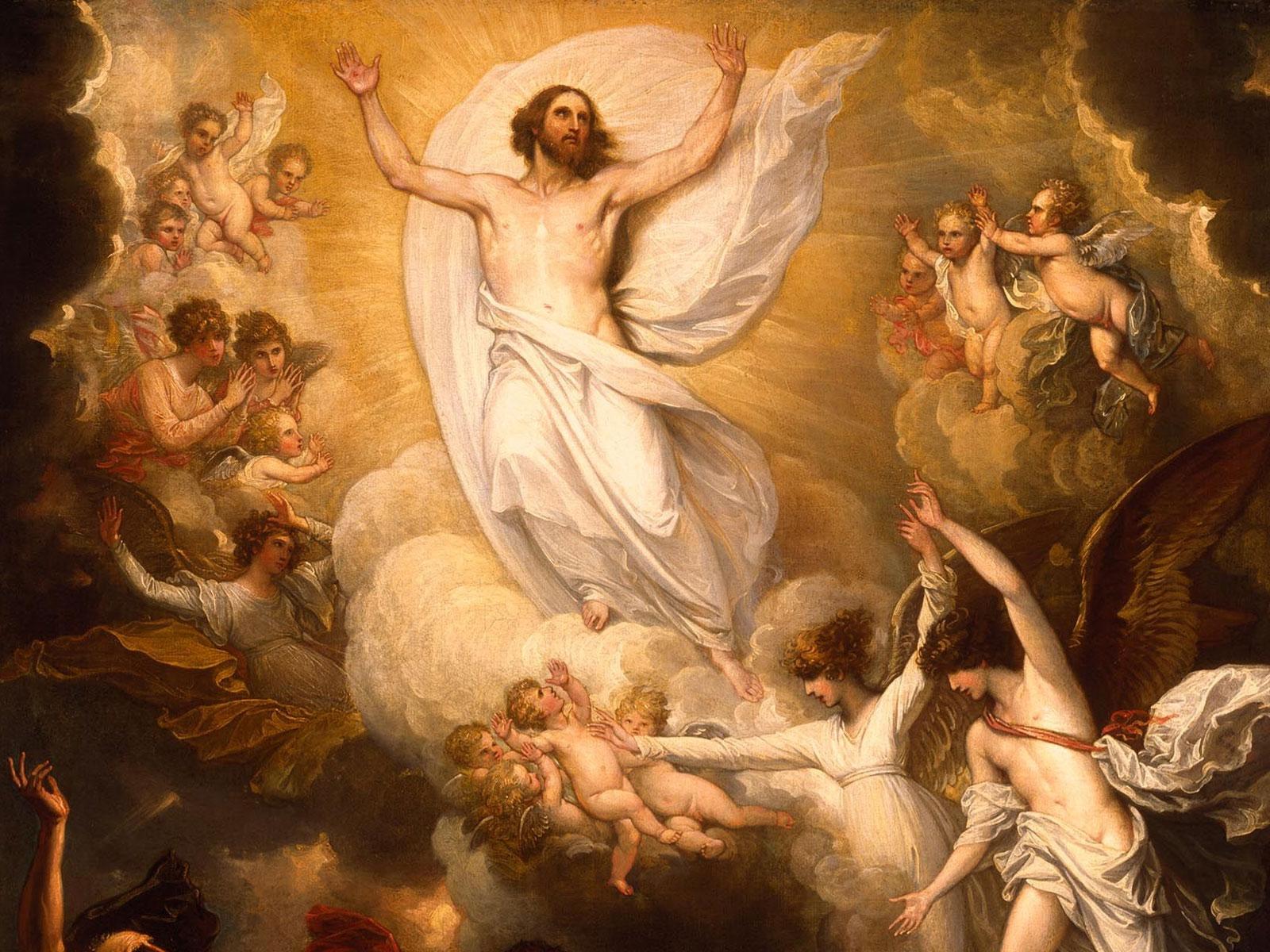 Ascensão do Senhor - Paróquia Nossa Senhora do Perpétuo Socorro